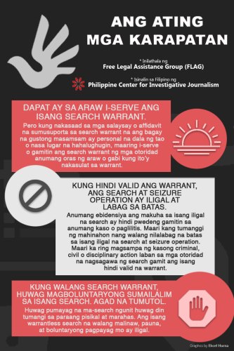 PCIJ. Search Ops. Know Your Rights 3